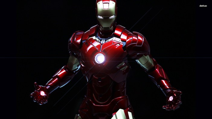 Arc Reactor Iron Man Wallpaper