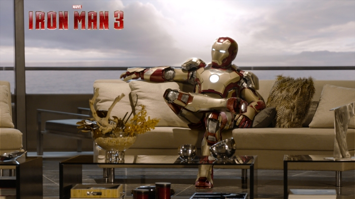 Marvel's Iron Man 3 wallpaper