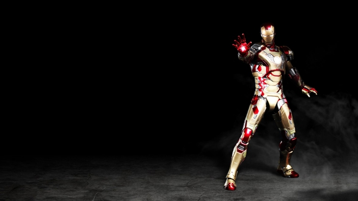 Iron Man HD Desktop Background