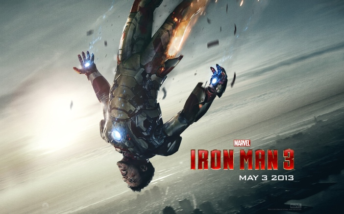 iron man3 wallpapers desktop